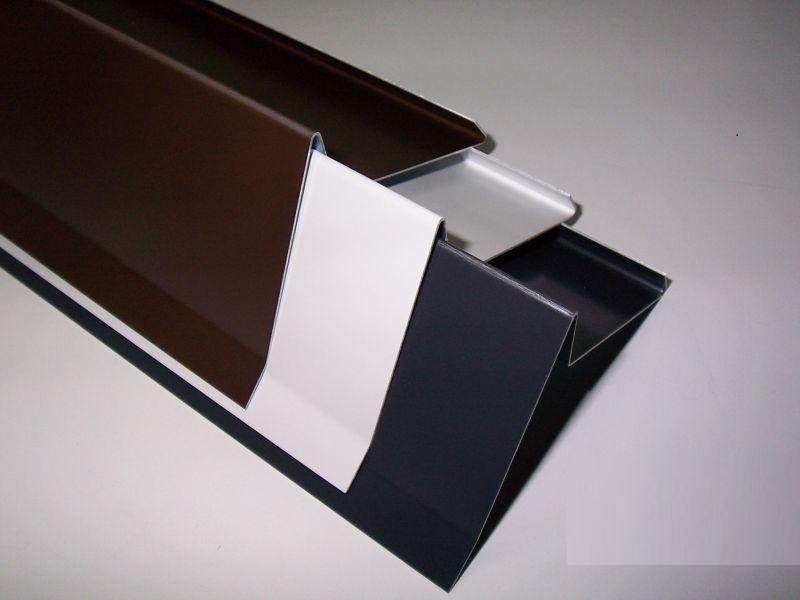 ortgangblech 1m 2m material ausw hlbar ortblech. Black Bedroom Furniture Sets. Home Design Ideas